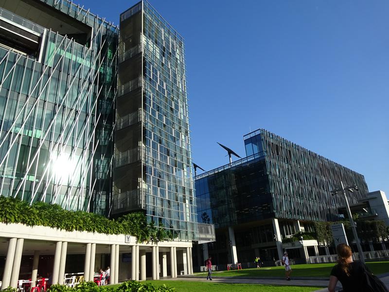 クイーンズランド工科大学(オーストラリア)